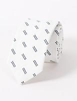 Цветочный галстук хлопок печать мода свадьба тощий мужчин досуг галстук