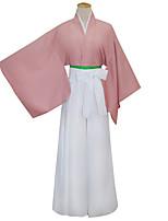 Kimono Inspiré par Cosplay Yukimura Chizuru Manga Accessoires de Cosplay Ceinture Plus d'accessoires Veste Kimono Coton Féminin