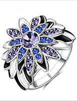 Exaggerate The Fashionable Sunflower Ring