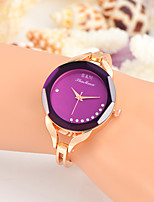Women's Fashion Wrist Unique Creative Watch Casual Quartz Alloy Band Charm Luxury Elegant Cool Watches
