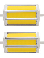 7W Spot LED Tube 3 COB 660 lm Blanc Chaud Blanc Froid V