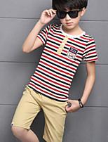 Boys' Stripe Others Sets,Cotton Summer Spring Clothing Set