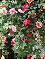 Article 18 Flower /The Simulation Rose Vines Hanging Wall Adornment