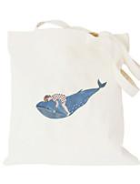 Women Shoulder Bag Canvas All Seasons Shopper Zipper Arm Green Ocean Blue White Gold Blue