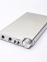 Topping nx5 mini amplificador de fone de ouvido portátil amplificador de áudio hifi com ad8610 e buf634 chip micro usb upgrade de porta
