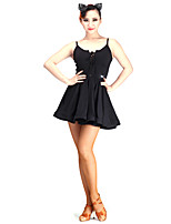 Latin Dance Dresses Women's Performance Modal