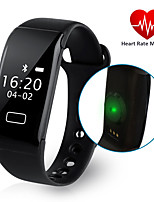 Women's Men's Smart Bracelet With Blood O2 Wristband Heart Rate Fitness Tracker Monitor Bluetooth Watch