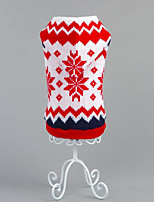 Dog Sweater Dog Clothes Casual/Daily Leaf