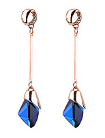 Women's Drop Earrings Acrylic Alloy Drop Jewelry For Party Daily Casual Stage Party/Cocktail