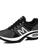 Da donna Sneakers Cinturino alla caviglia Suole leggere Tulle Estate Autunno Casual Oro Argento 2,5 - 4,5 cm