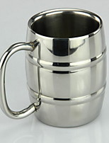 Drinkware 300ml Stainless Steel Beer Daily Drinkware