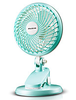 Mini USB Fan Quiet and Strong for Offices and Home with Stable Stand