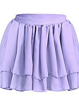 Girl's Stitching Lace Dress,Polyester Nylon All Seasons Sleeveless