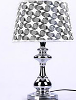 31-40 Artistic Table Lamp , Feature for Dinmable , with Electroplate Use Dimmer Switch