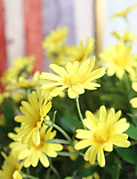 1 Branch Colorful Little Daisy Artificial Flowers