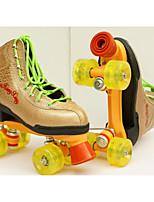 Doppelte reihe skateboarding skating rindouble row skateboarding skating rink playk spielen