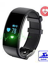 Women's Men's  Smart Bracelet band Bluetooth 4.0 Heart Rate Blood Pressure / Oxygen Monitor Wristband IP68 Waterproof Smartband