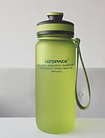 Drinkware 650ml PP PC TPE Silica Gel Material Water Daily Drinkware