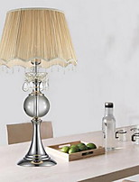 40 Traditional/Classic Table Lamp , Feature for Crystal , with Other Use Dimmer Switch