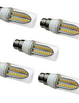 5W Lâmpadas Espiga T 80 SMD 5730 1000 lm Branco Quente Branco AC 220-240 V