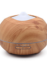 Protable 300ml Electric Aromatherapy Diffusers Aroma Humidifier With Seven Colors LED Light