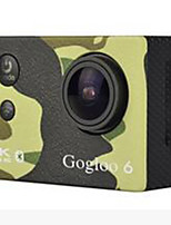 lesmart® Gogloo 6 16MP 2816 x 2112 WiFi Waterproof Bluetooth Multi-function 30fps 24fps 2 64 GB Single Shot Burst Mode Time-lapse 40 M