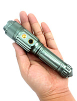 LED Flashlights/Torch LED Lumens Mode 18650 Compact Size Camping/Hiking/Caving Everyday Use Multifunction Outdoor