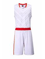 Homme Sans manche Yoga Taekwondo Maillot + Short/Maillot+Cuissard Baggy Jupe
