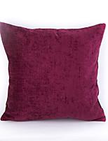 Chenille Pillow Case-Rose