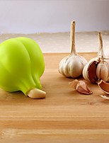 Garlic Peeling Machine Creative Kitchen Tools Food-grade Silicone Ultra Soft Peel The Garlic Peeling Garlic Peeling Tool