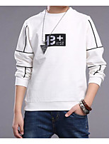 Boys' Solid Color Tee,Cotton Spring/Fall Long Sleeve