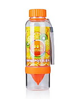 Drinkware 800ml PC Juice Water Daily Drinkware