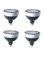4PCS E27 30W LED PAR30 Lights  Power Lights 1500-1700 lm Warm White /White  220V