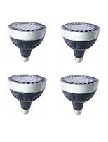30W Projecteurs PAR PAR30 LED Haute Puissance 1500-1700 lm Blanc Chaud Blanc V 4 pièces