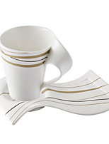 Ceramic European Creative Simple Personality Cup