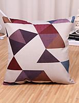 1 Pcs Modernism Geometric Figure Pillow Cover Creative Square Pillow Case