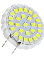 YWXLigh® G8 2835 SMD 27LED 1.5W 100-150Lm Warm White Cool White Chandelier Decorative Light Bi-Pin Lights AC 110-140V 1PCS
