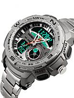 Reloj Smart Resistente al Agua Long Standby Deportes Múltiples FuncionesReloj Cronómetro Despertador Calendario Dos Husos Horarios