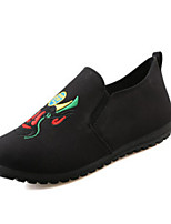 Для мужчин Мокасины и Свитер Удобная обувь Светодиодные подошвы Полиуретан Лето Осень Для прогулок Повседневный Для занятий спортомНа