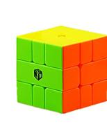 Кубик рубик Спидкуб Кубики-головоломки Гладкая наклейки Пластик