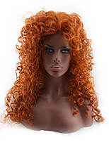 Brave Legend Cosplay Wigs Merrinta Wig Long Curly Hair Wig 26inch