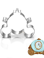 Pumpkin Carriage Cookies Cutter Stainless Steel Biscuit Cake Mold Metal Kitchen Fondant Baking Tools