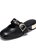 Women's Sandals Slingback Comfort Light Soles Leatherette Summer Outdoor Dress Casual Buckle Chunky Heel Almond Beige Black White1in-1