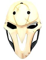 Maske Inspiriert von Wacht Death the Kid Anime Cosplay Accessoires Harz Plexiglas