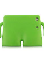 Caja de la tableta de eva para el ipad air1 air2 ipad 2017 nuevo caso de la cubierta del caso 9.7 silicona espuma gruesa de la prueba de