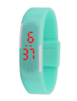 Fashion Trend LED Electronic Bracelet Watch Children Watch Outdoor Sports Bracelet