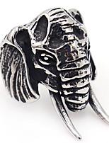 Кольцо Бижутерия Уникальный дизайн Нержавеющая сталь В форме животных Бижутерия ДляОсобые случаи Halloween Повседневные Новогодние