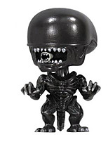 Alien Anime Action Figures Inspired by Cosplay Cosplay PVC 10 CM Model Toys Doll Toy 1pc