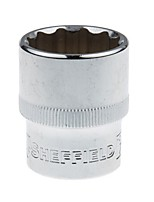Bouclier en acier 12.5mm série anglais 12 manchon d'angle 15/16 / 1