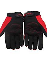 Sports Gloves Unisex Cycling Gloves Bike Gloves Wearproof Protective Full-finger Gloves Velvet Cloth Cycling Gloves/Bike Gloves